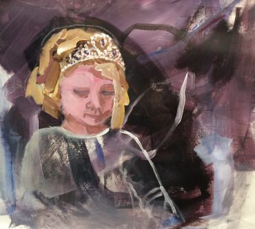 "Serie ""Halumpen"", 58 x 50 cm"
